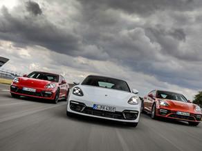 Noch mehr Performance: Der neue Porsche Panamera