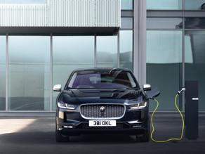 Jaguar I-Pace: Dreiphasige Lademöglichkeit