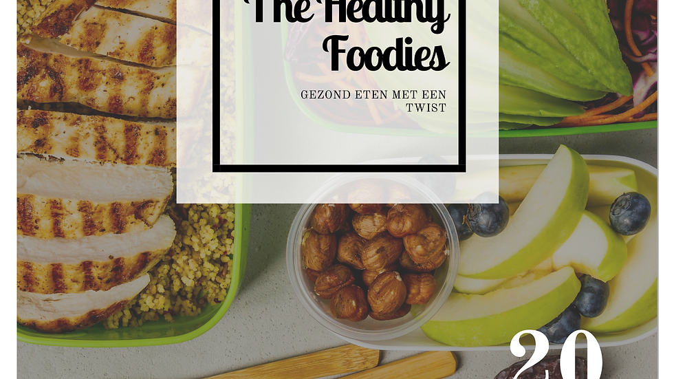 Ebook gezonde lunches