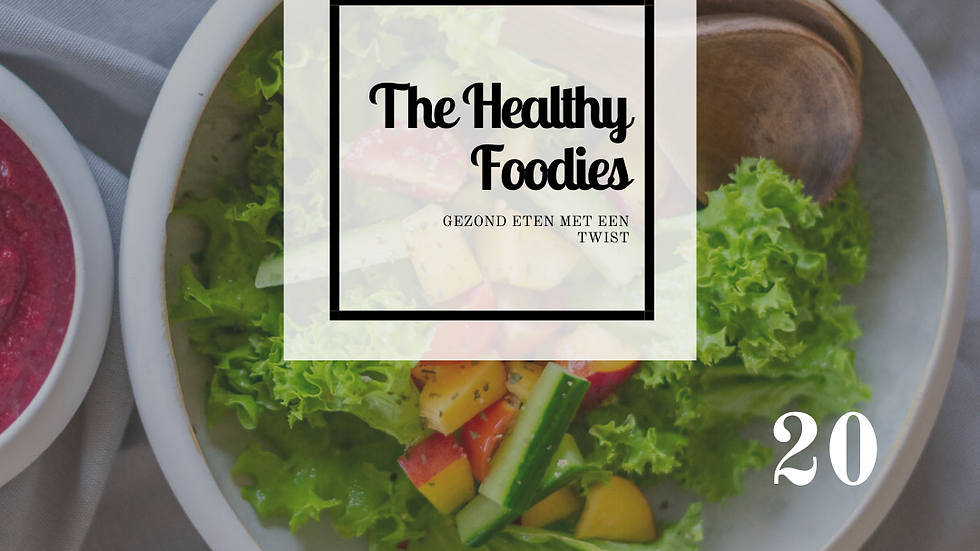 Ebook gezonde salades