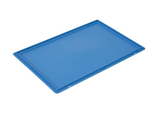 Кришка пластикова E6401 для ящиків 600х400(E)