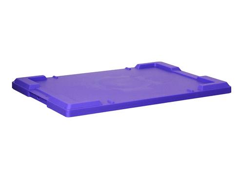Кришка пластикова LN6401 зовнішня для ящиків 600х400