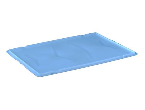 Кришка пластикова LS6402 для ящиків 600х400