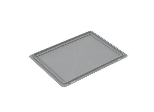 Кришка пластикова E4301 для ящиків 400х300