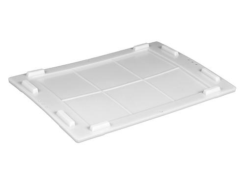 Кришка пластикова LS6403 зовнішня для ящиків 600х400