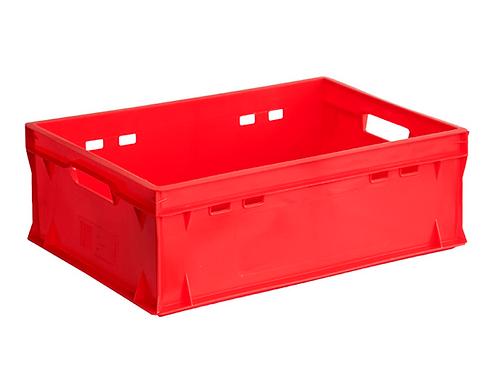 Ящик пластиковий 600х400х200 E2 суцільний (ST6420-1020)