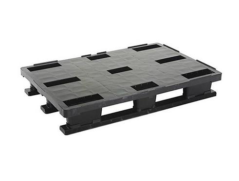 Палета пластикова полегшена SF800L2/P на полоззях