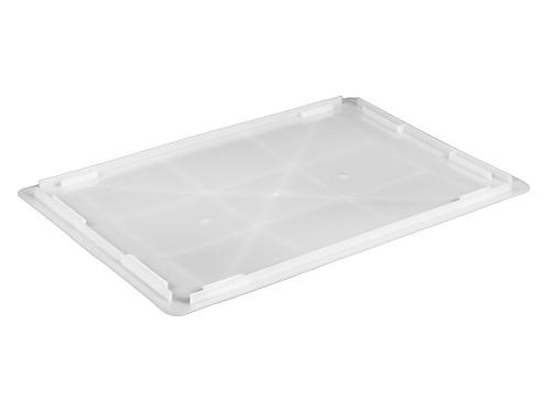 Кришка пластикова LS6401 для ящиків 600х400