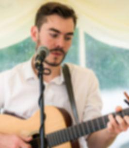 Liam McClair Wedding Singer