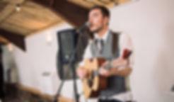 Liam McClair Singer Songwriter Manchester