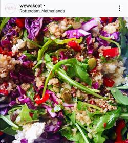 Mi-so full colour summer salada