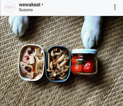 """Three different miso base """"keep/long"""" food for busy weekend"""
