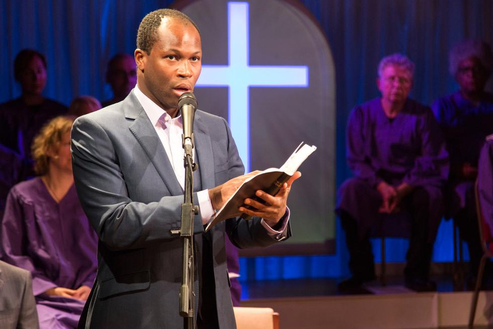 10The Christians_Gate Theatre_ Simon Dutso