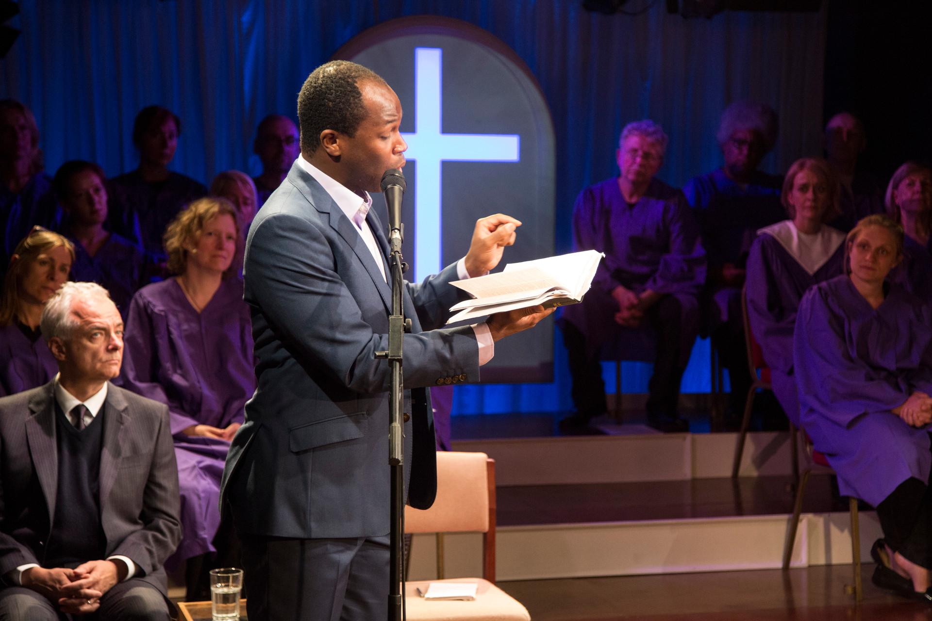 09The Christians_Gate Theatre_ Simon Dutso