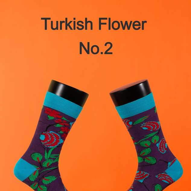 Turkish Flower No.2