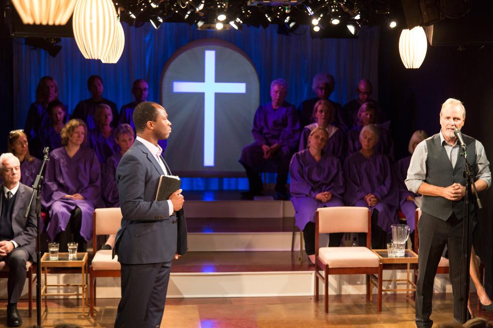 16The Christians_Gate Theatre_ Simon Dutso