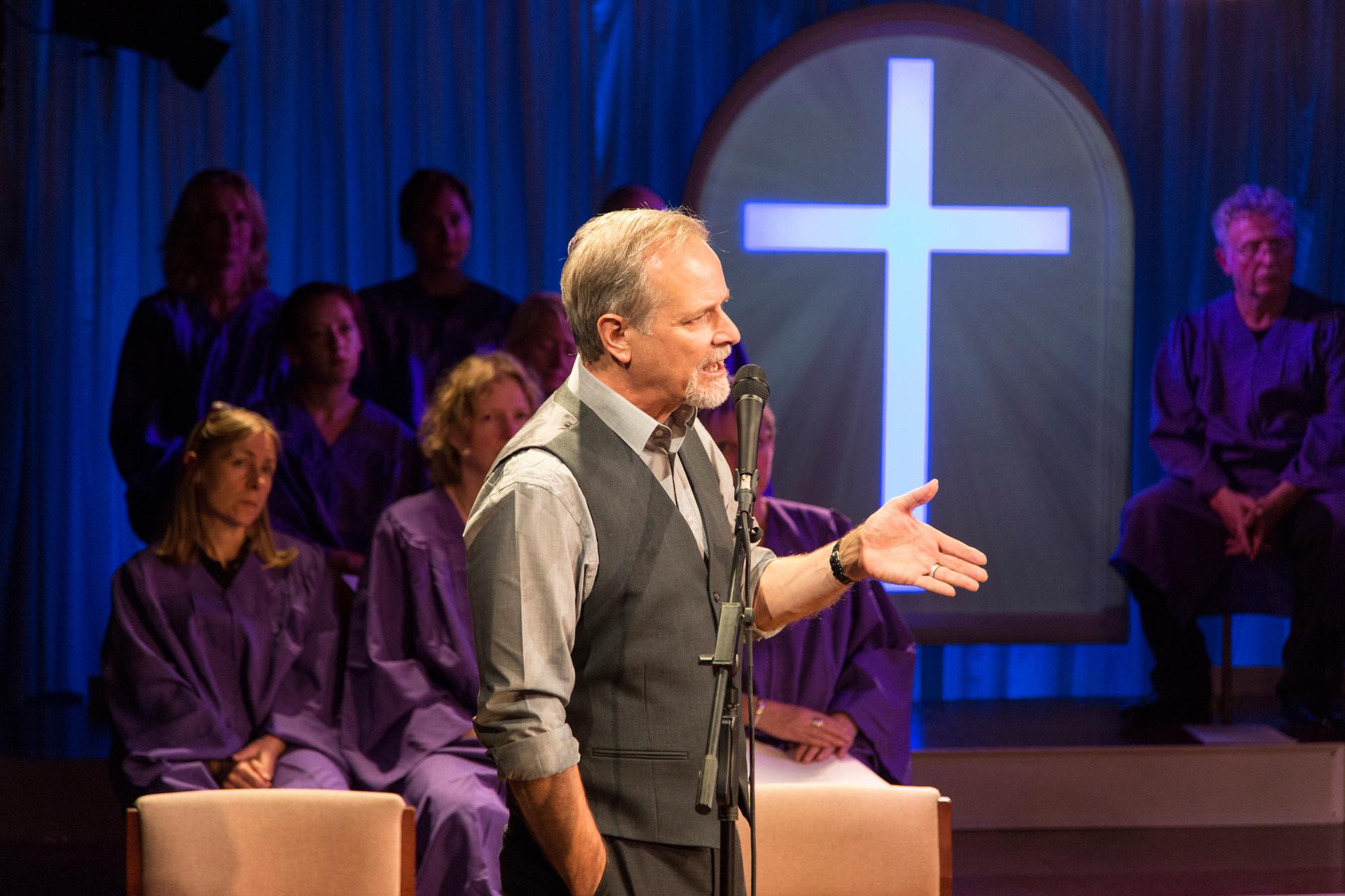 17The Christians_Gate Theatre_ Simon Dutso