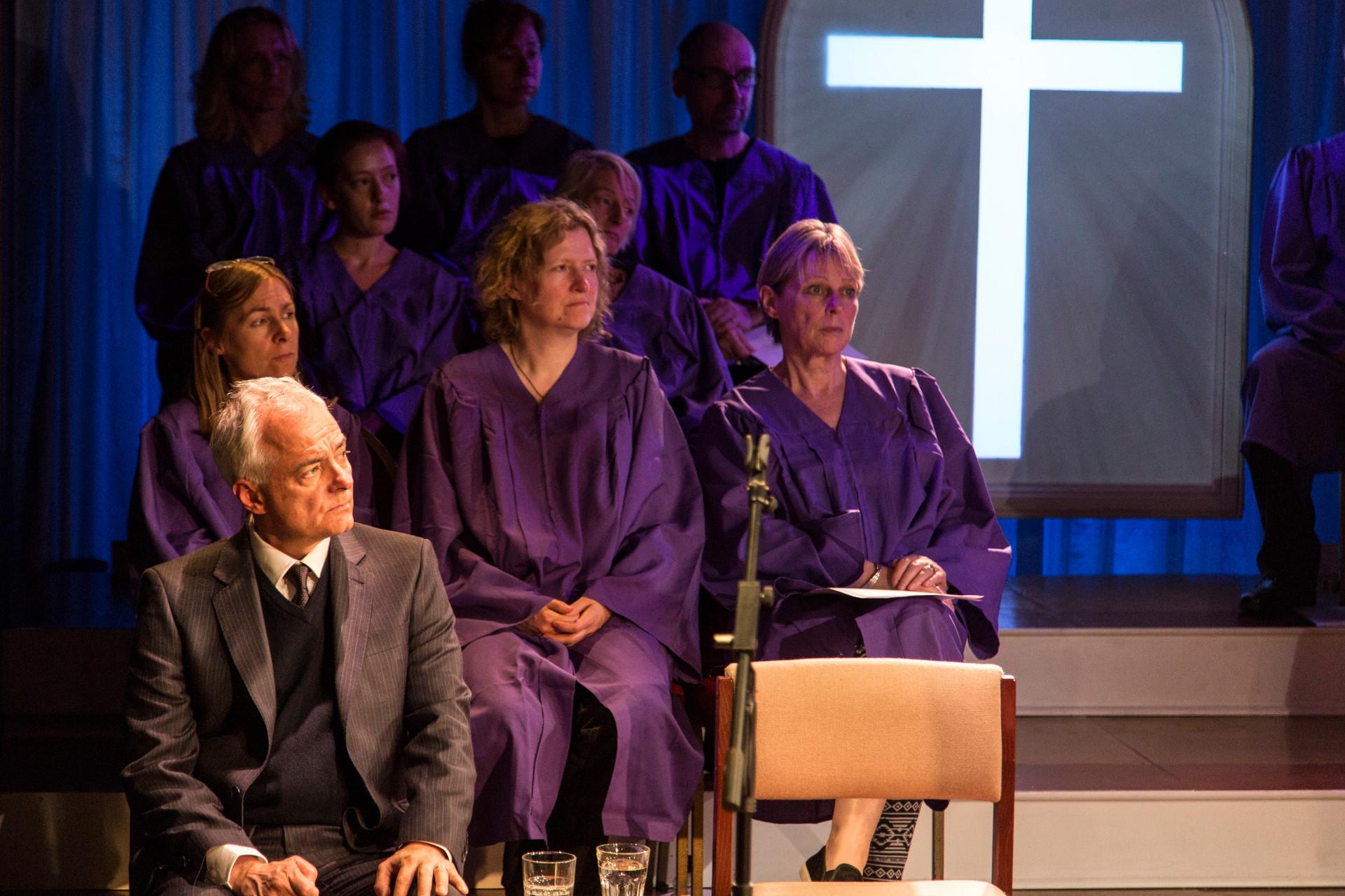 33The Christians_Gate Theatre_ Simon Dutso