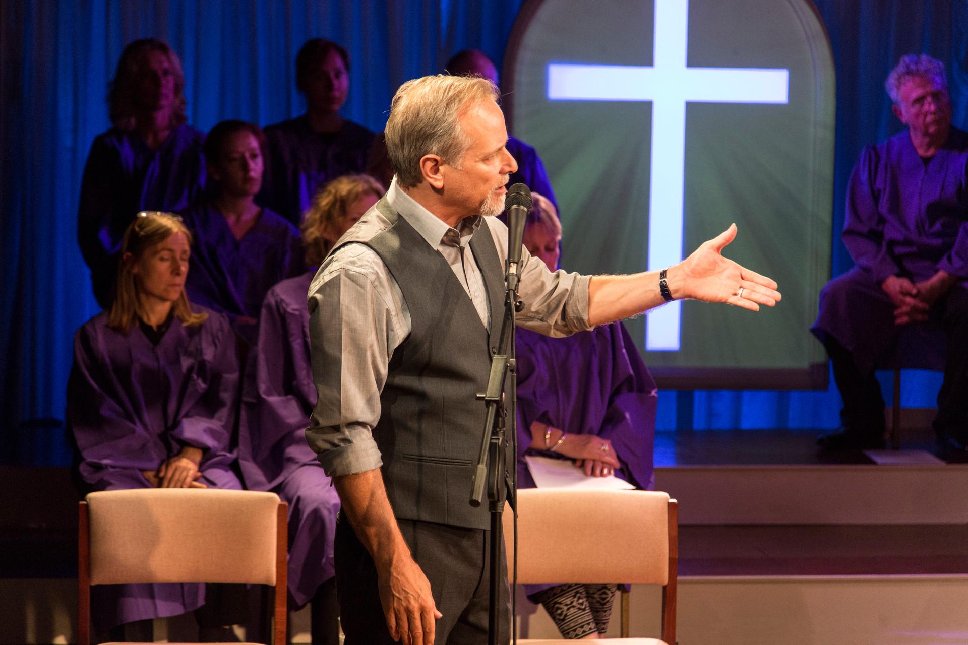 21The Christians_Gate Theatre_ Simon Dutso