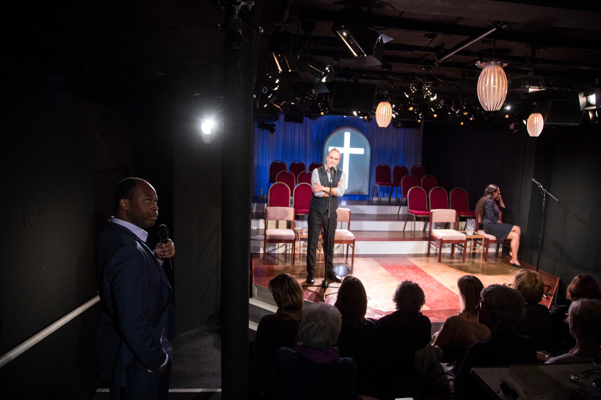 45The Christians_Gate Theatre_ Simon Dutso