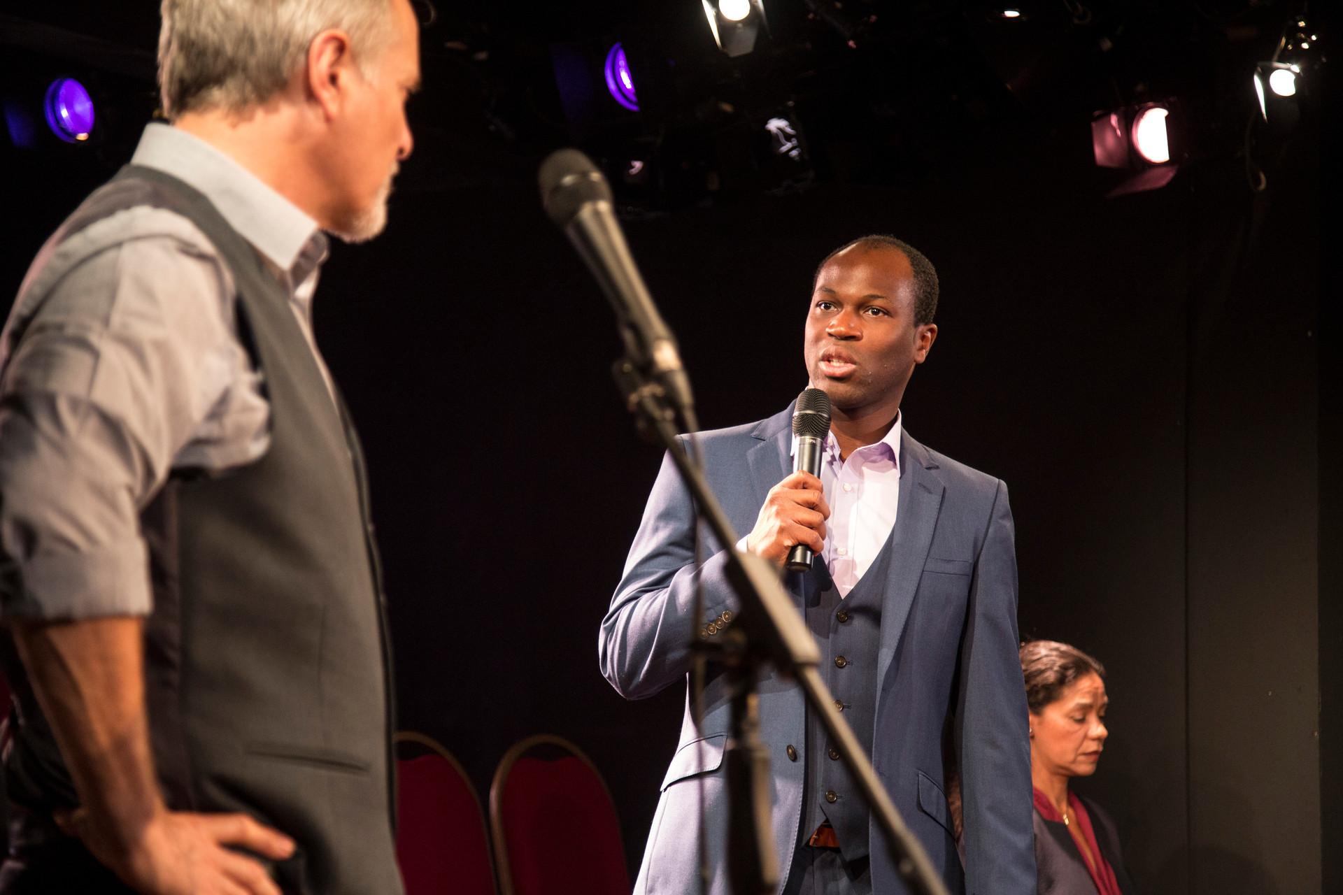 47The Christians_Gate Theatre_ Simon Dutso