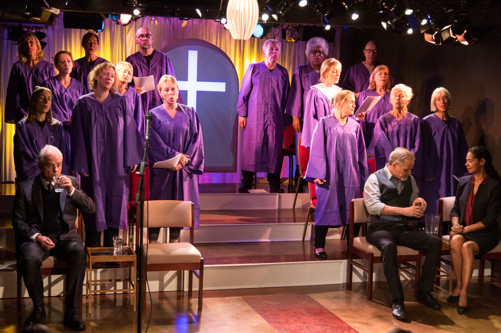 23The Christians_Gate Theatre_ Simon Dutso
