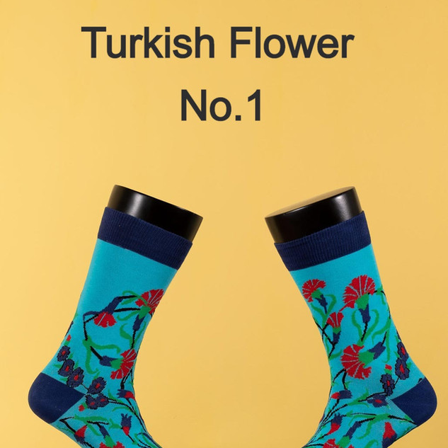 Turkish Flower No.1
