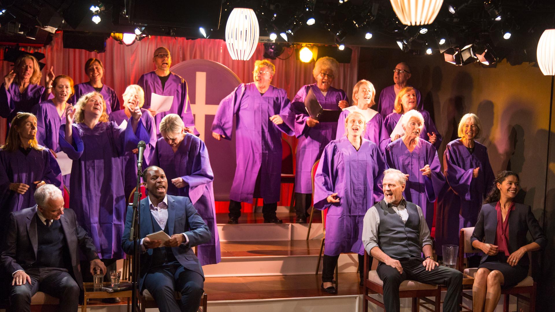 The Christians_Gate Theatre_ Simon Dutso