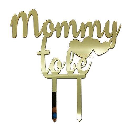 Pleksi Pasta Süsü - mommy to be - Anne oluyor