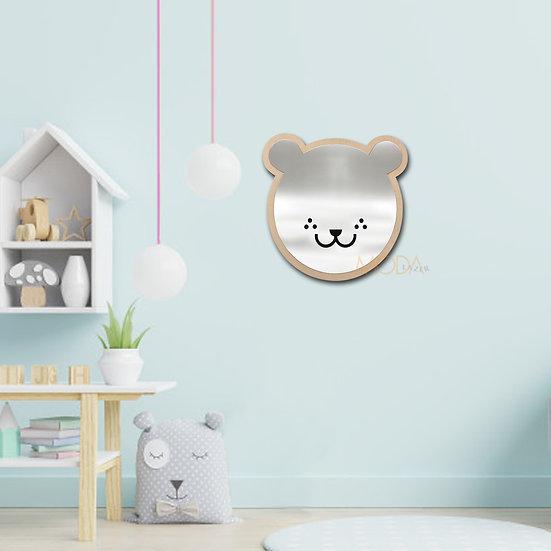 Çocuk Odası Ayı Figür Ayna