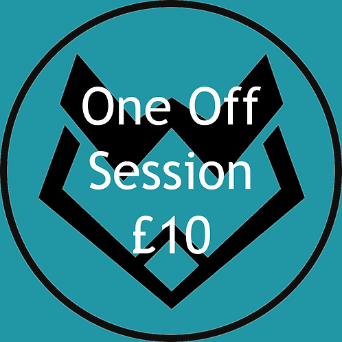 One Off Session (£10)