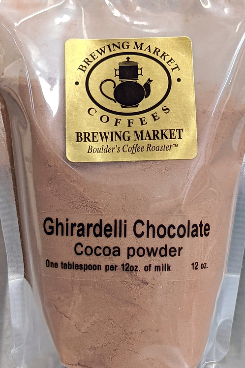 Ghirardelli Chocolate Powder