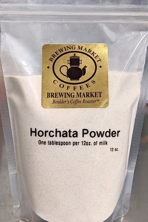 Horchata Powder