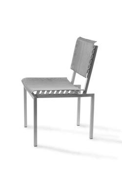 Peter Danko Wire Mesh Side Chair