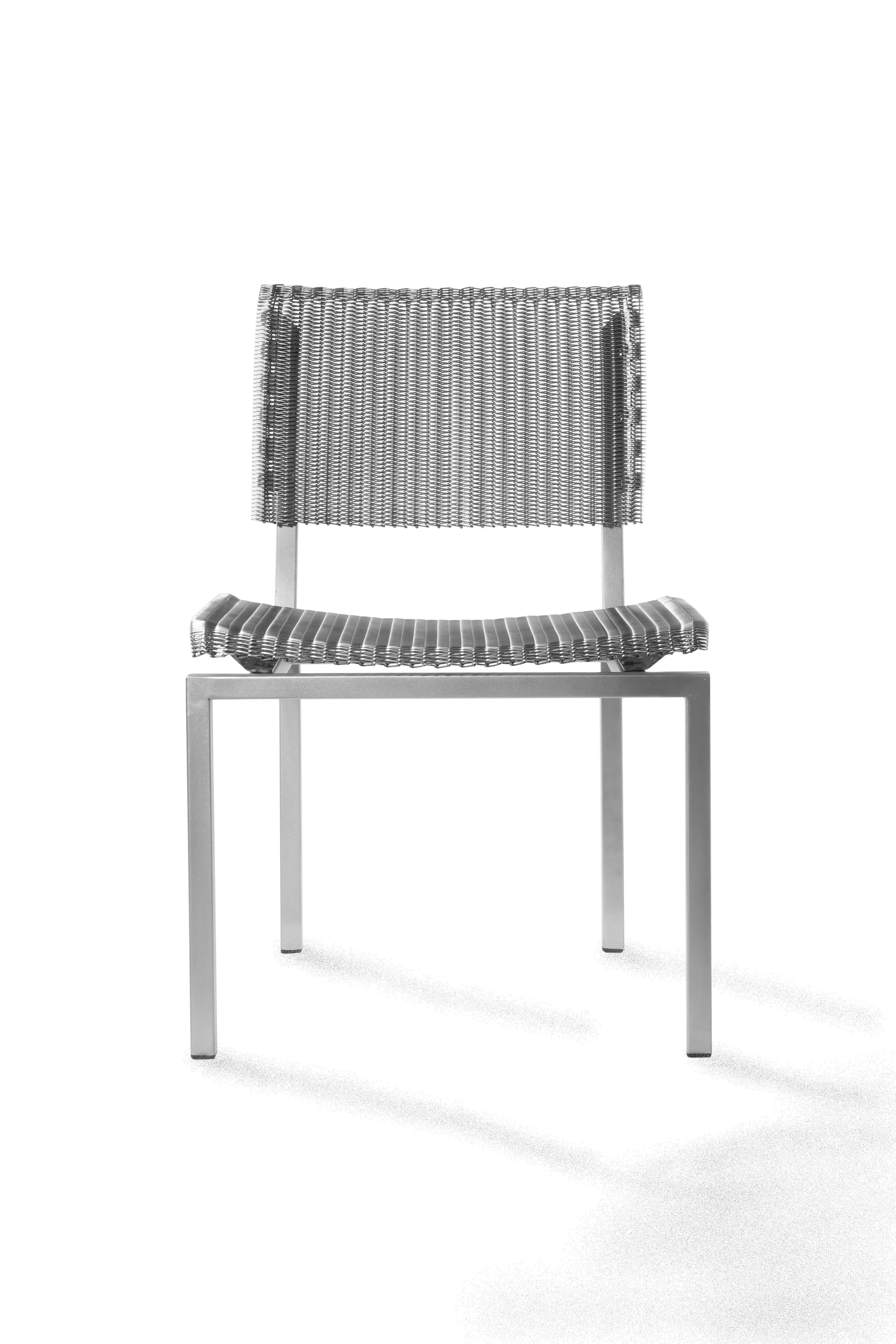 Danko Alchemy Wire Mesh Chair