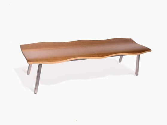 Zinnia Backless Bench