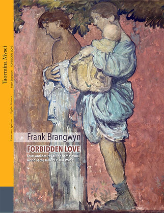 "English book | Frank Brangwyn ""Forbidden Love"""