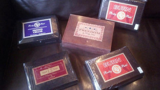 Cigar Boxes- Cigar Shop Rochester NH