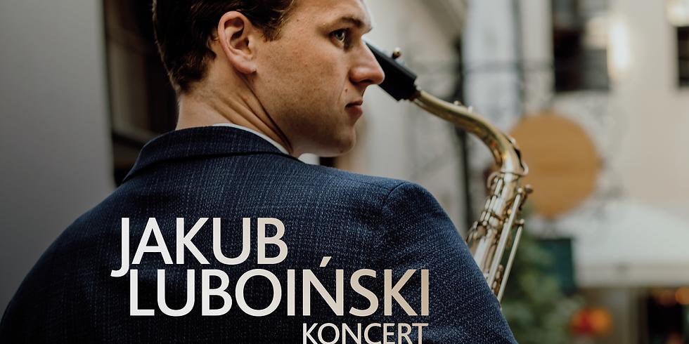 Koncert Jakuba Luboińskiego | Inauguracja sezonu artystycznego