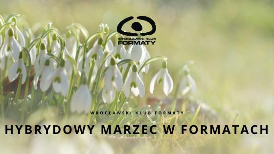 Hybrydowy MARZEC w Formatach