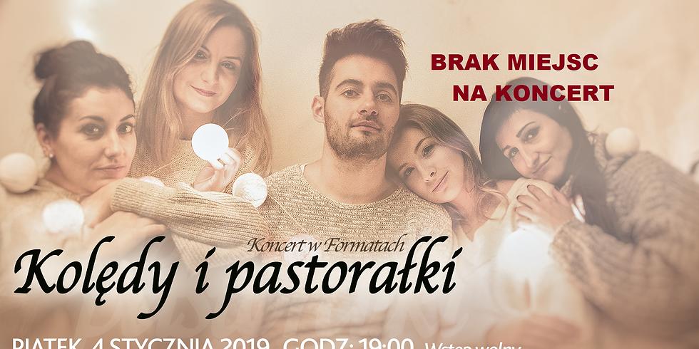 Koncert w Formatach // Kolędy i pastorałki