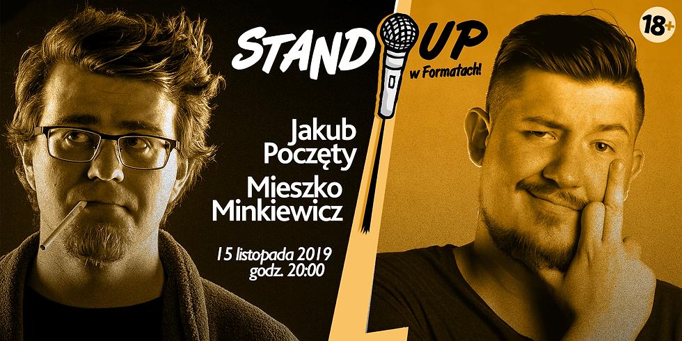 Stand-up w Formatach / Poczęty & Minkiewicz
