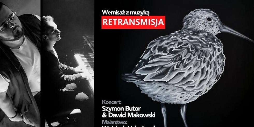 Wernisaż z muzyką #online // Urbańczyk / Butor & Makowski