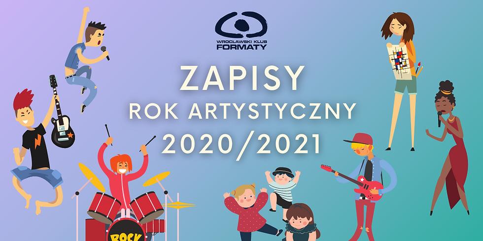 Zapisy na rok 2020/2021