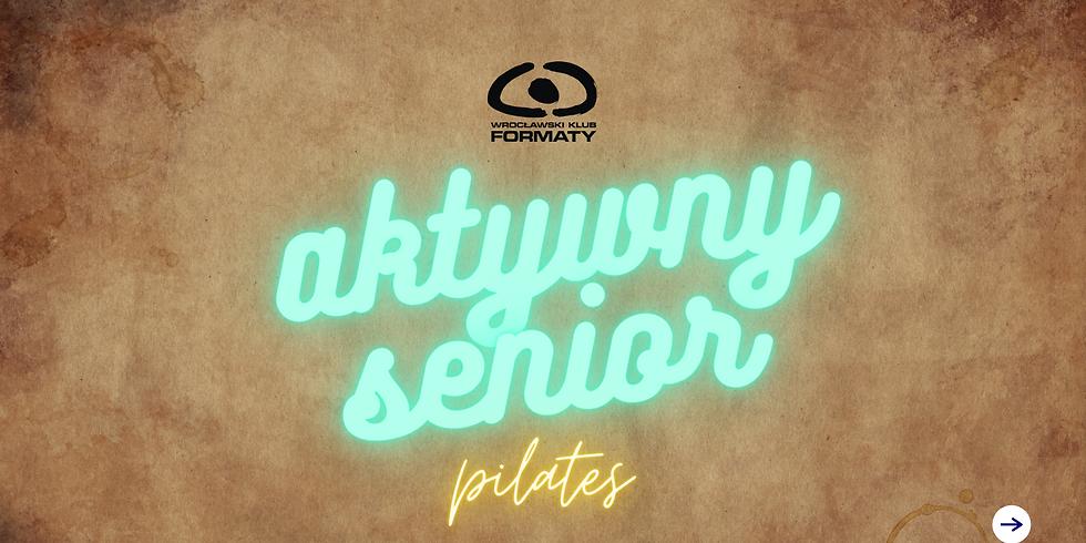 Aktywny senior online | Pilates