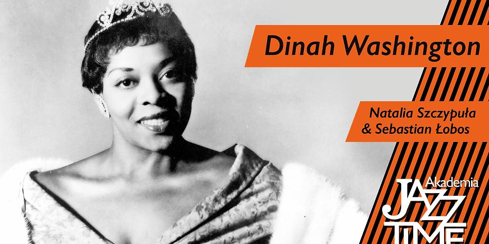 """Dinah Washington"" by Natalia Szczypuła | Akademia Jazz Time"