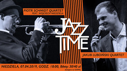 Jazz Time 04.19 Schmidt / Luboiński