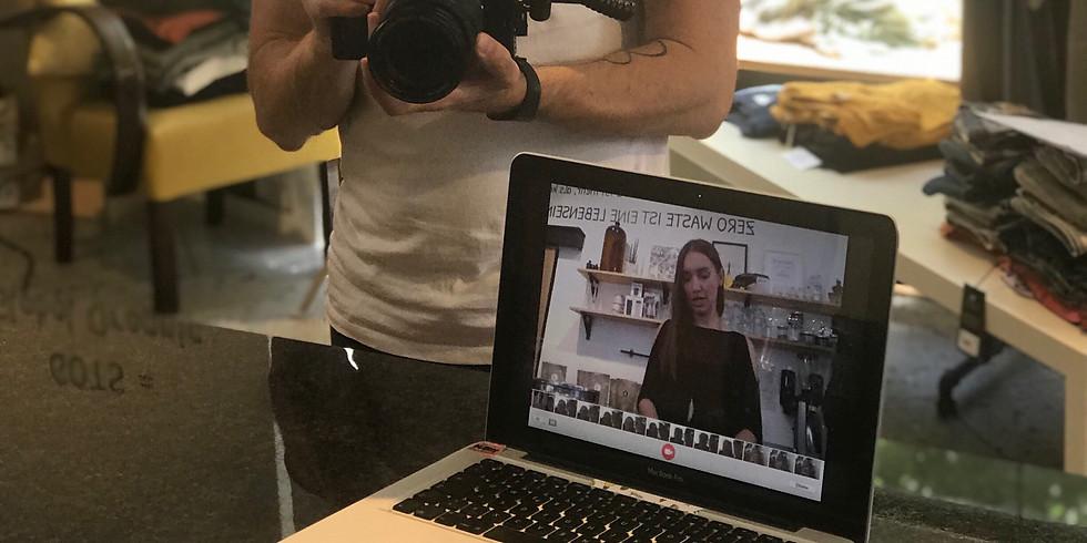 ONLINE Zero Waste im Badezimmer mit Verena Kassar
