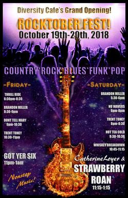 Rocktober fest poster copy