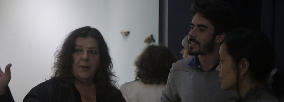Inauguración Cristina Schiavi